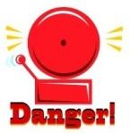 Danger clip art